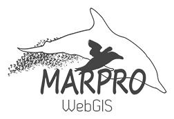 MarPro Project WebGIS
