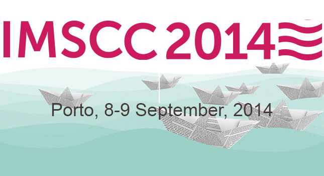 IMSCC2014: 1st International Marine Science Communication Conference