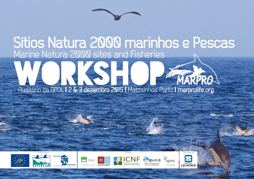 Marine Natura 2000 sites and Fisheries Workshop